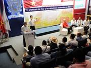 Intelectuales mexicanos admiran el desarrollo de Vietnam