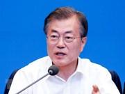 Corea del Sur reafirma voluntad de fomentar cooperación con ASEAN