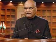Presidente de India realizará visita estatal a Vietnam