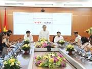 Promoverán relación especial Vietnam-Laos mediante festival amistoso