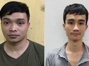 Vietnam arresta a dos sujetos por utilizar tecnología para apropiarse de bienes