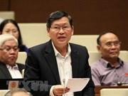 Parlamento de Vietnam analiza soluciones de reclamaciones y denuncias