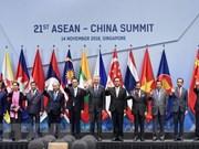 Países sudesteasiáticos y China trabajan para promover negociaciones de COC