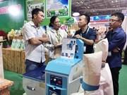 Inauguran Exposición de Industria Alimentaria Vietnam 2018
