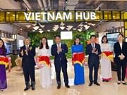 Inauguran stand de Vietnam en Centro de Comercio Global en Shanghái