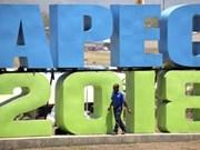 Reunión ministerial del Foro de Cooperación Económica Asia- Pacífico busca ampliar mercado