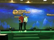 Vietnam Sport Show abre sus puertas en Hanoi