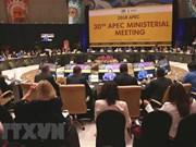 Viceprimer de Vietnam conversa con ministros de Japón, Australia y Nueva Zelanda