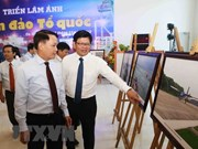 Exponen fotos de agencia vietnamita de noticias sobre soberanía marítima del país