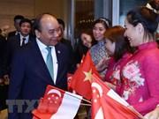 Premier vietnamita concluye asistencia a XXXIII Cumbre de la ASEAN y citas conexas