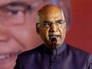 Inicia presidente indio visita estatal a Vietnam