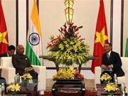 Presidente de la India visita ciudad vietnamita de Da Nang