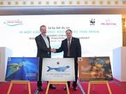 Prudential Vietnam y organización mundial entablan lazos para reducir desechos plásticos
