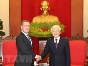 Rusia es socio confiable y de primera categoría de Vietnam, destaca máximo dirigente