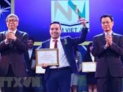 Premio honra innovaciones digitales de Vietnam en 2018