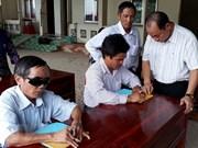 Vietnam muestra compromiso de ayudar a publicar libros para débiles visuales