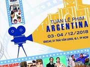 Ciclo de cine presenta cultura y pueblo de Argentina al público vietnamita