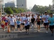Maratón a favor de tigres tendrá lugar en Hanoi en diciembre