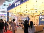 Participan 400 empresas en exhibición del sector de la construcción en Hanoi