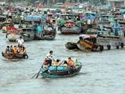 Delta del Mekong de Vietnam entre los destinos más atractivos en el mes de diciembre