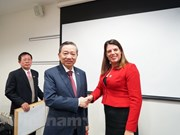 Vietnam impulsa relaciones con el Reino Unido en garantía de seguridad