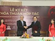 Localidad vietnamita impulsa cooperación con hospitales taiwanés en tratamiento médico