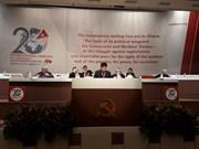 Vietnam participa activamente en XX Encuentro Internacional de Partidos Comunistas y Obreros