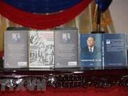 Presentan libro de memorias de dirigente legislativo camboyano sobre régimen de Pol Pot