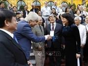 Vietnam favorece desarrollo de músicos nacionales, afirma vicepresidenta del país