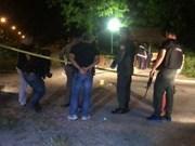 Ataque rebelde en provincia sur tailandesa de Songkhla