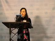 Vietnam impulsa cooperación internacional en lucha contra la diabetes