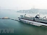 Nuevo puerto vietnamita de Hon Gai recibe primer crucero con tres mil visitantes