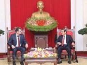 Fortalecen nexos partidistas Vietnam-Kazajstán