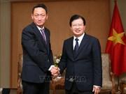 Vicepremier de Vietnam aprecia nueva política de visado de Corea del Sur