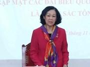 Dirigente partidista vietnamita destaca nexos con Canadá