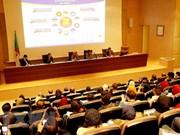 """Argelia sede de seminario sobre la ASEAN con el tema """"Unidad, Paz y Prosperidad"""""""