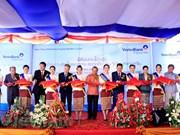 Banco vietnamita VietinBank inaugura sucursal en Vientiane