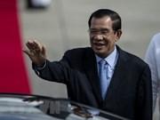 Primer ministro de Camboya visitará Vietnam próximo mes
