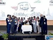 Celebran en Hanoi aniversario 47 del Día Nacional de UAE