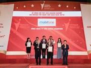 Grupo Nacional de Petróleo y Gas es el más rentable de Vietnam en 2018