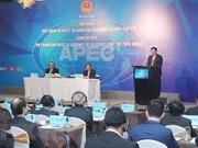 Vietnam revisa contribución al APEC e identifica visión para futuro