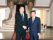 Ciudad Ho Chi Minh robustece colaboración con provincia china de Hunan