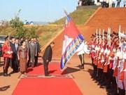 Camboya conmemora aniversario del Frente de Solidaridad para Desarrollo de Patria