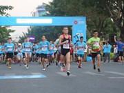 Reportan nutrida participación en carrera a favor de enfermos infantes de Hanoi