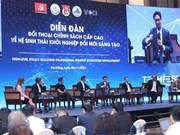 Clausuran Fiesta nacional de emergentes negocios innovadores y creativos de Vietnam