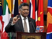 Resaltan en Indonesia vida y obra de exsecretario general de ASEAN