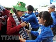 Jóvenes de Ciudad Ho Chi Minh refuerzan lazos con los sudesteasiáticos y japoneses