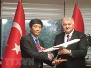 Vietnam promueve sus potencialidades en Turquía a fin de atraer inversiones