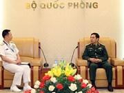 Vietnam y Japón fortalecen relaciones en defensa