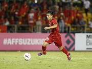 Jugador vietnamita entre los cinco mejores después de semifinales de ida de Copa AFF Suzuki